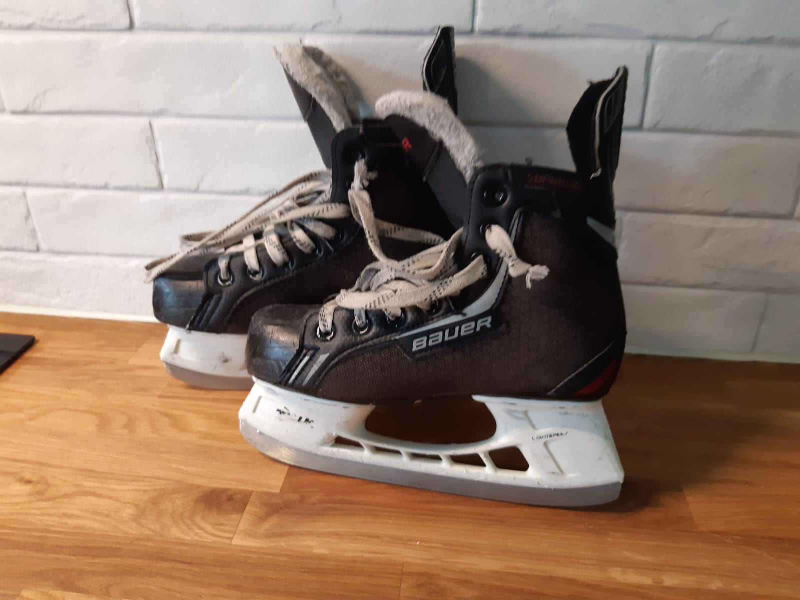 Bauer Supreme Speed Ti luistimet